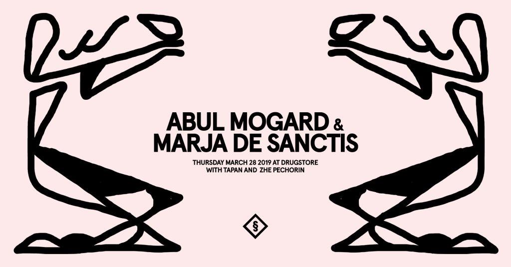 Abul Mogard & Marja de Sanctis