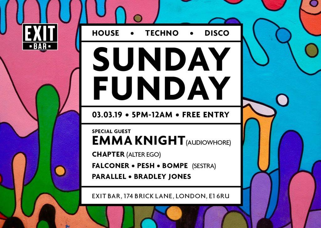 Sunday Funday Party