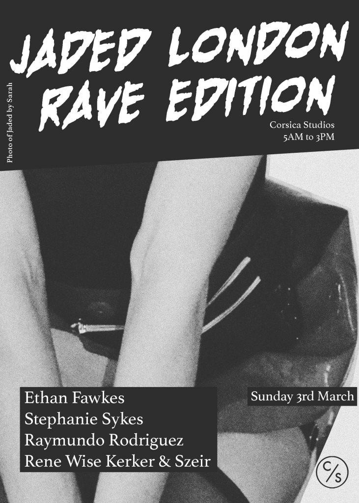 RA: Jaded Rave Edition with Ethan Fawkes Stephanie Sykes