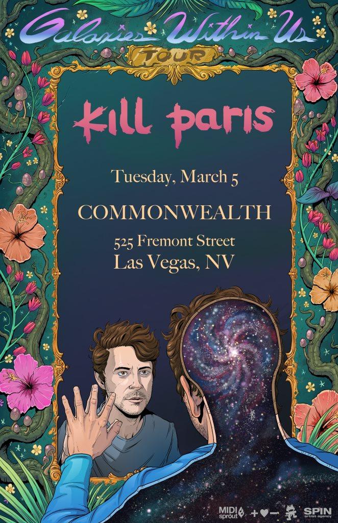 RA: Nickel F'n Beer Night with Kill Paris at Commonwealth