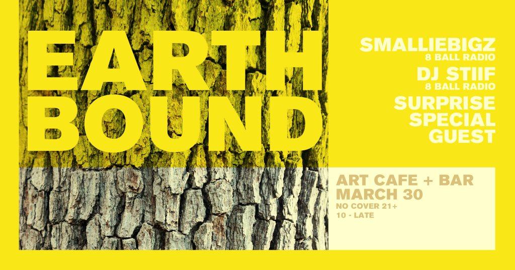 RA: Earthbound Viii at Art Cafe/Bar, New York