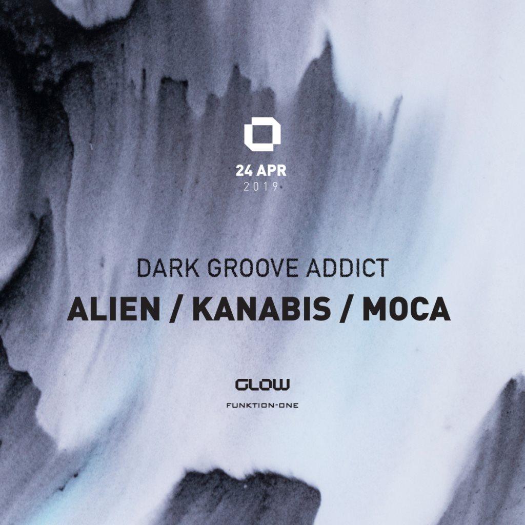 RA: Dark Groove Addict at Glow, Bangkok