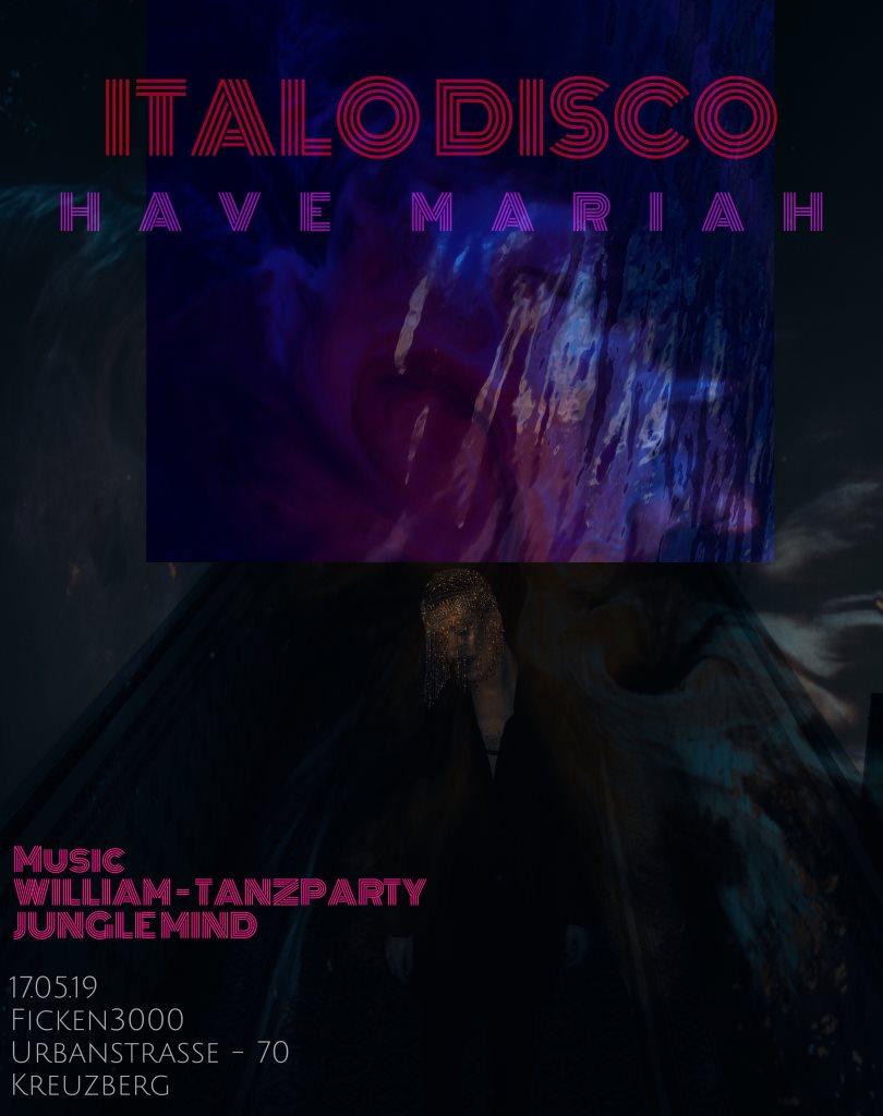 RA: Italo Disco // Have Mariah at Ficken 3000, Berlin