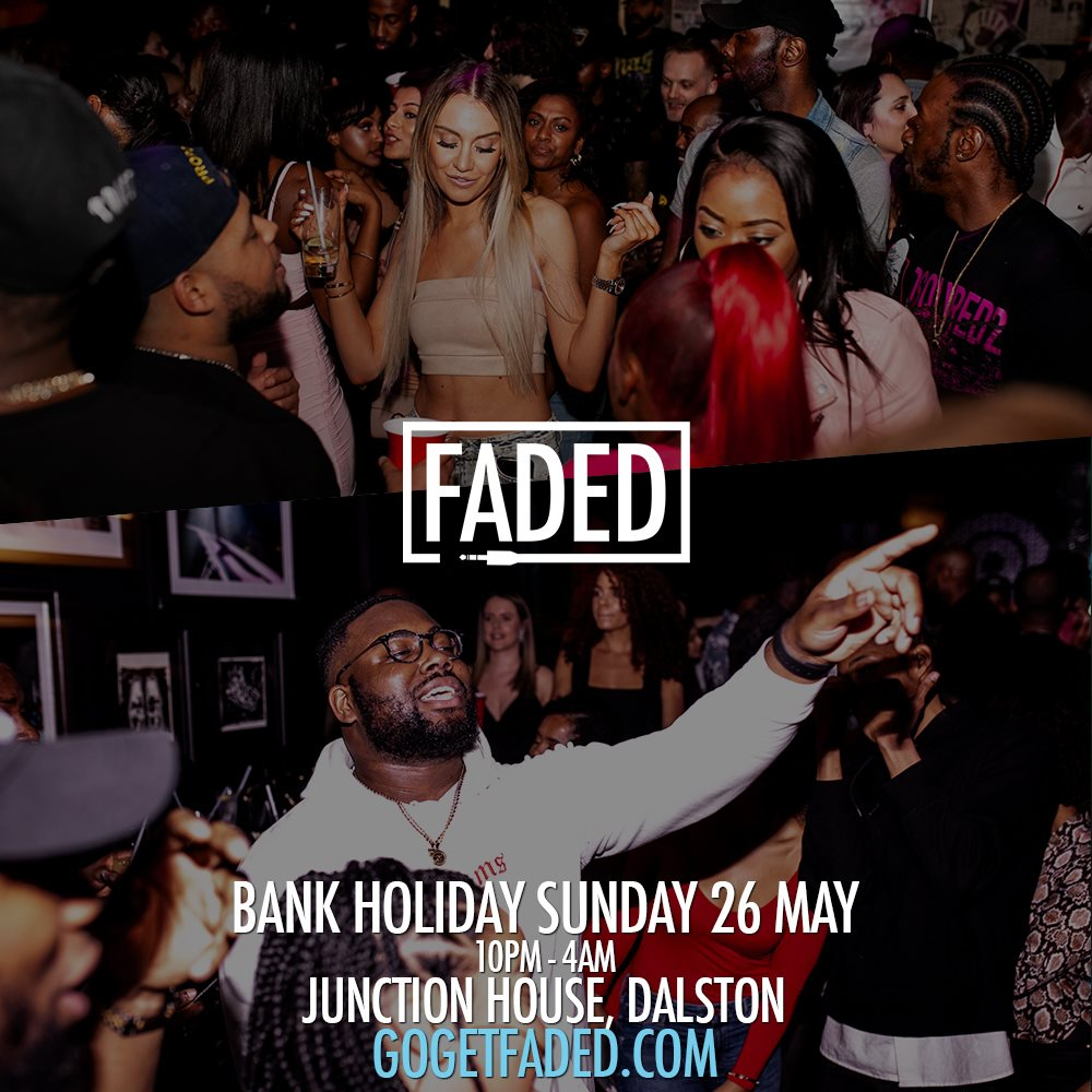 RA: Faded Bank Holiday Special at Junction House, London
