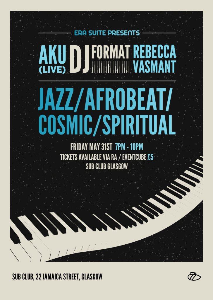 RA: CANCELLED Era Suite & Sub Club present: DJ Format, Aku