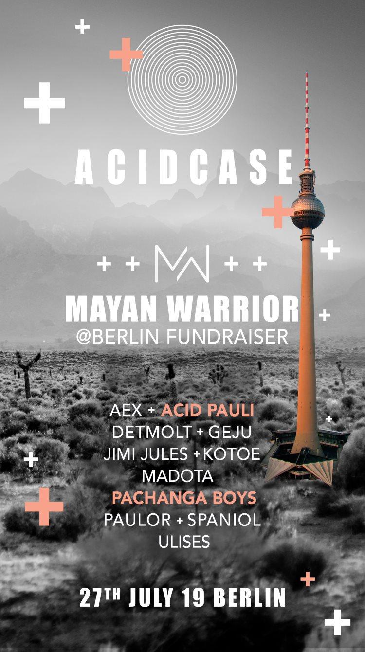 Acidcase Mayan Warrior