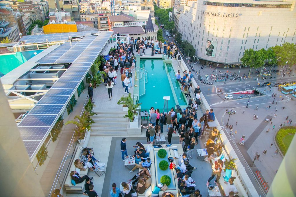 Ra Cancelled Open Air Barcelona Off Rooftop Party With
