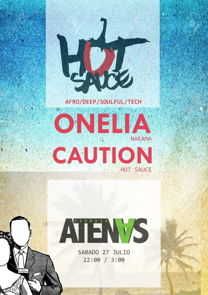 Ra Hot Sauce By Onelia And Dj Caution At Terraza Atenas