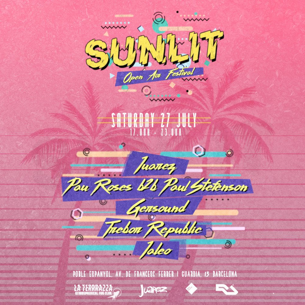 RA: Sunlit Open Air Festival - Opening Party + After (12h