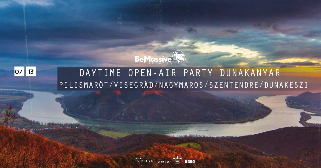 RA: Be Massive x Dunakanyar x Daytime Open-air at Party Menedék, Hungary