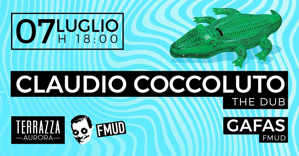 Ra Fmud Opening Party With Claudio Coccoluto Gafas At
