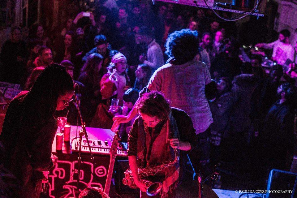 RA: Murkish Nights with Lit FM // Neo Soul Jam at Grow, London
