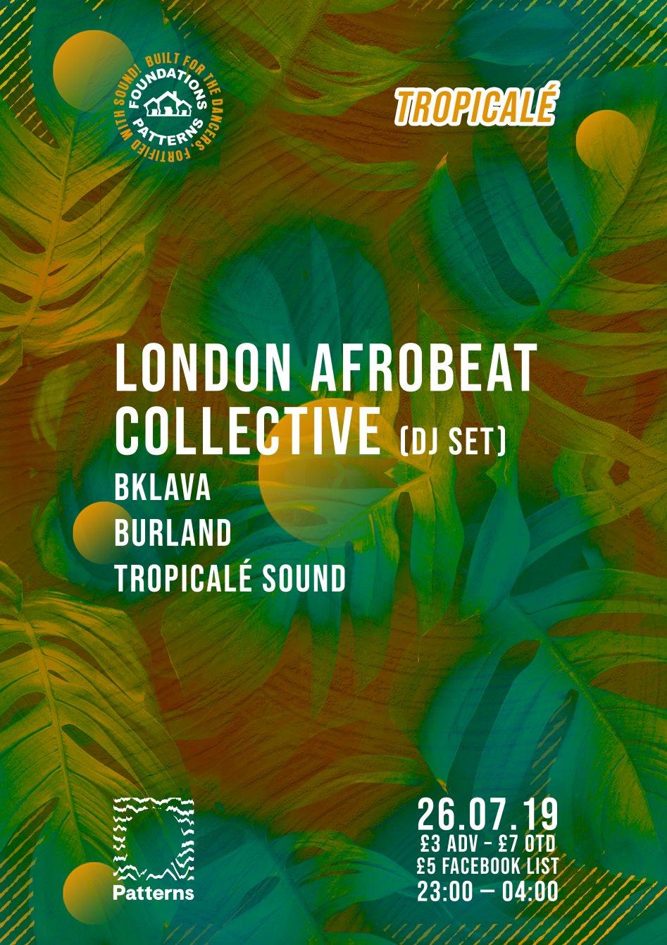 RA: Foundations: London Afrobeat Collective (DJ Set) at