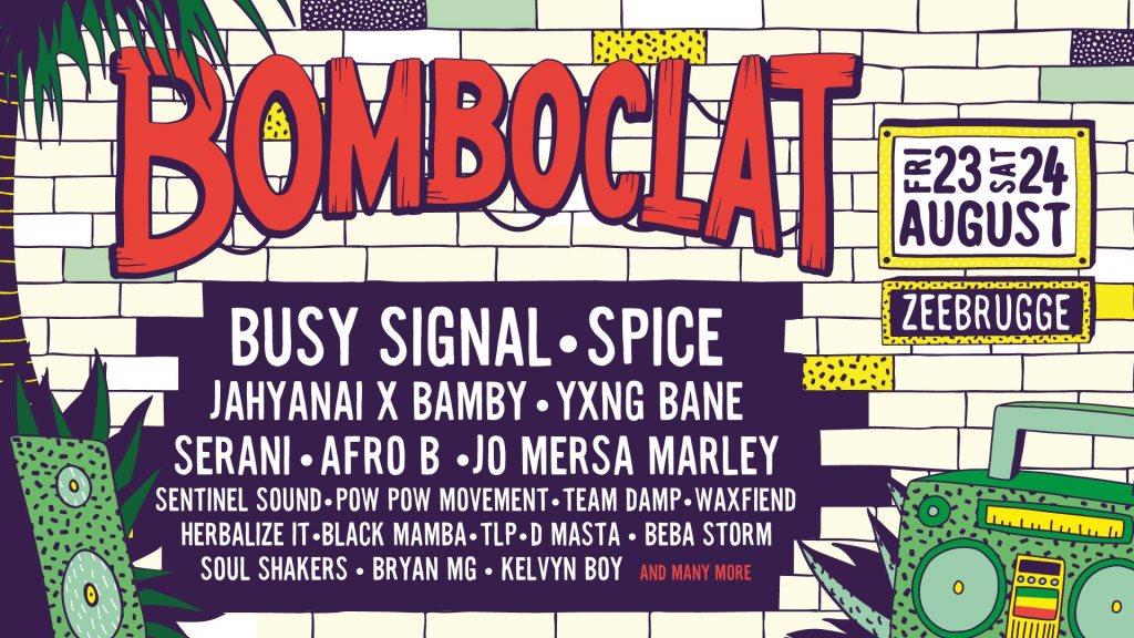 Image result for bomboclat festival