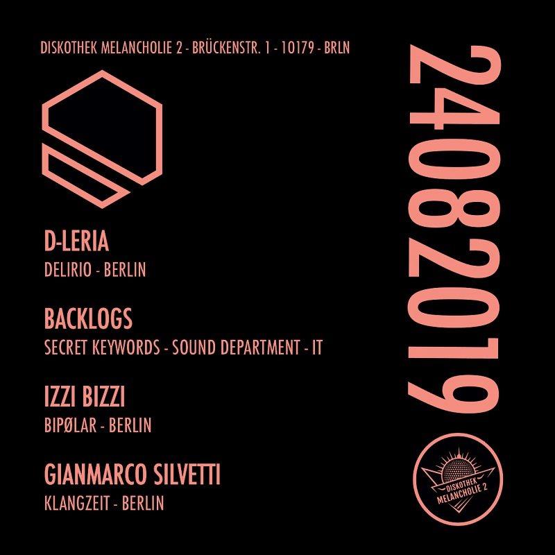 Diskothek sound berlin