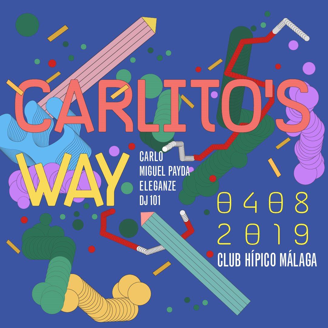 RA: Carlito's Way at Hípico del Limonar 40, South