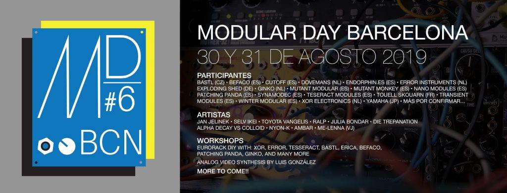 Modular Day Barcelona
