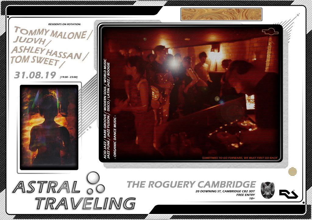 RA: Astral Traveling at The Roguery, South + East