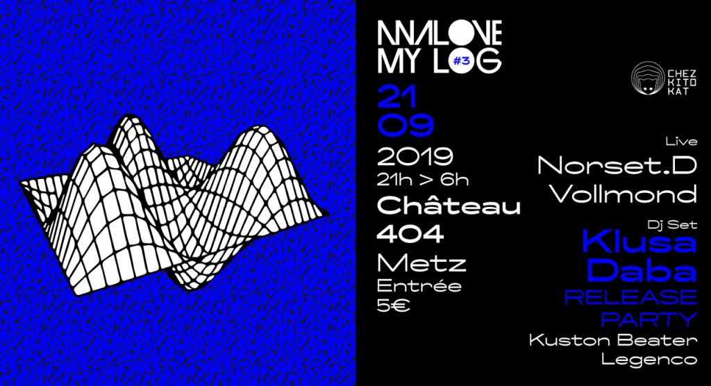 RA: Analove My LoG Electro Party at Chateau 404, East