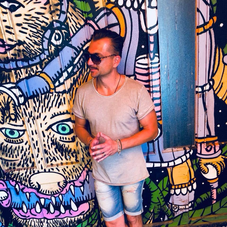 Organicdeeptech - Chris el Raton and Freaks