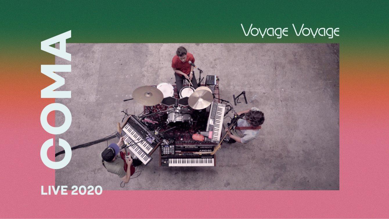 Konzert: COMA -Live-
