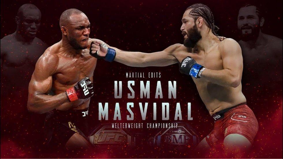 Usman VS Masvidal (მიმოხილვა)