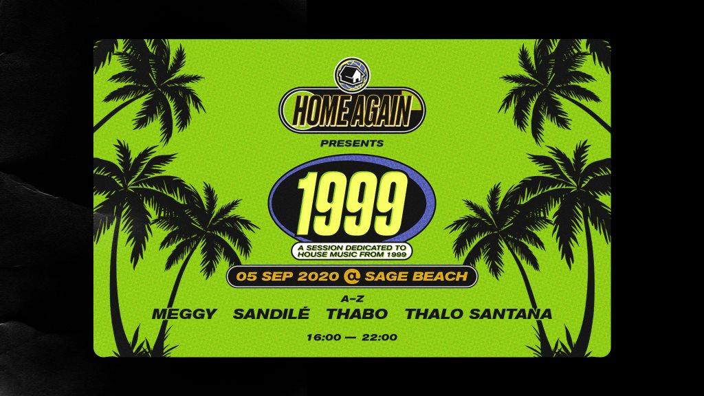 Ra Home Again Pres 1999 Canceled At Sage Beach Berlin Berlin