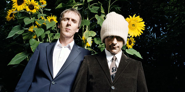 Underworld - Karl Hyde and Rick Smith