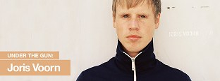 Under the gun: Joris Voorn