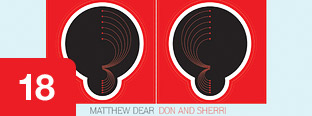18 - Matthew Dear -  Don & Sherri