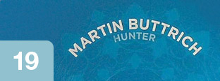 19 - Martin Buttrich - Hunter