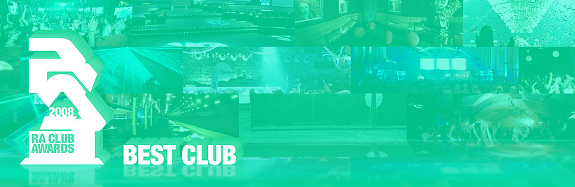RA Club Awards: Best Club