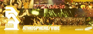 RA Club Awards: Atmosphere/Vibe