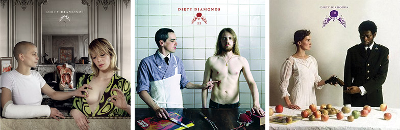 The Dirty Diamond series