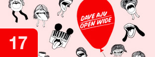Dave Aju - Open Wide