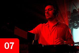 RA: RA Poll: Top 100 DJs of 2008