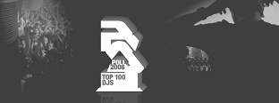 RA Poll: Top 100 DJs of 2008