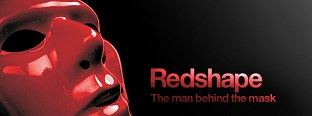 He makes deep Detroit techno and he wears a red mask at all times. Meet Redshape, the phantom of techno.