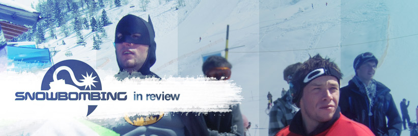 Snowbombing in review