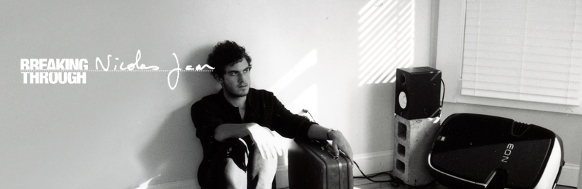 Breaking through: Nicolas Jaar