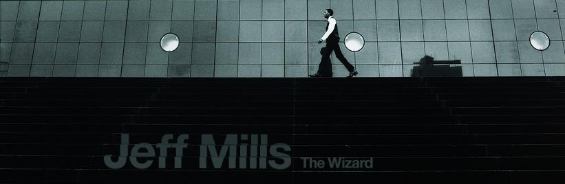 Jeff Mills The Wizard