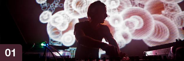 DJ top 100 volgens Resident Advisor