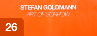 Stefan Goldmann - Art of Sorrow