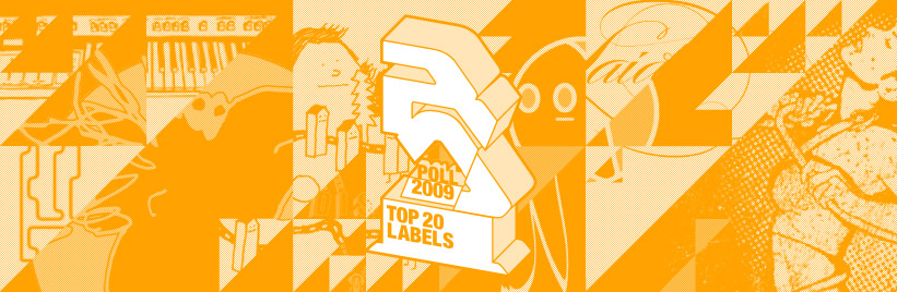 RA Poll: Top 20 labels of 2009
