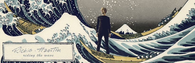 Richie Hawtin: Riding the wave