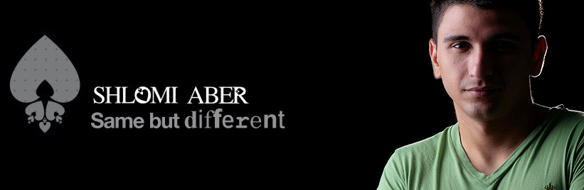 Shlomi Aber: Same but different