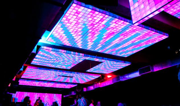 Clubbing in São Paulo