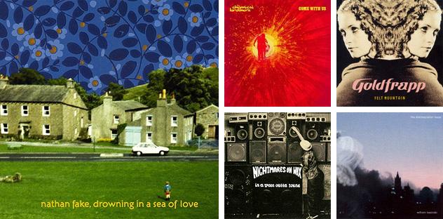 RA: RA Poll: Top 100 albums of the '00s