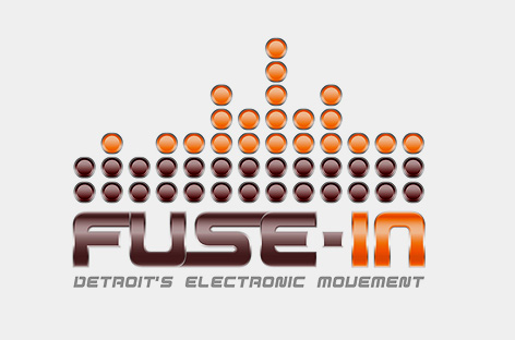 Fuse-In - Detroit's Electronic Music Festival logo