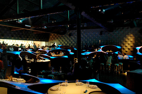 The Blue Frog in Mumbai